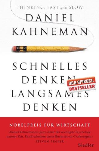 Buch Cover für Schnelles Denken, langsames Denken