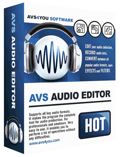 AVS Audio Editor 8.3.2.515 MULTI-PL
