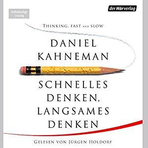 Hörbuch Cover für Schnelles Denken, langsames Denken