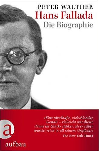 Buch Cover für Hans Fallada: Die Biographie