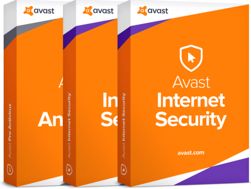 Avast! 2017 Pro Antivirus / Internet Security / Premier 17.1.3394.0 MULTI-PL