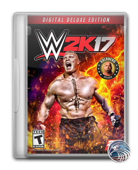 WWE 2K17 Digital Deluxe Edition Update 2 MULTi6 – ShadowEagle