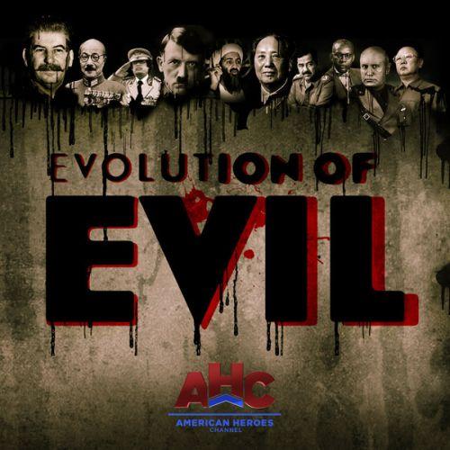 Wcielenia zła / Evolution of Evil (2015) PL.HDTV.720p.h264-Sante / POLSKI LEKTOR
