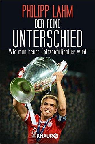 Buch Cover für Der feine Unterschied: Wie man heute Spitzenfußballer wird