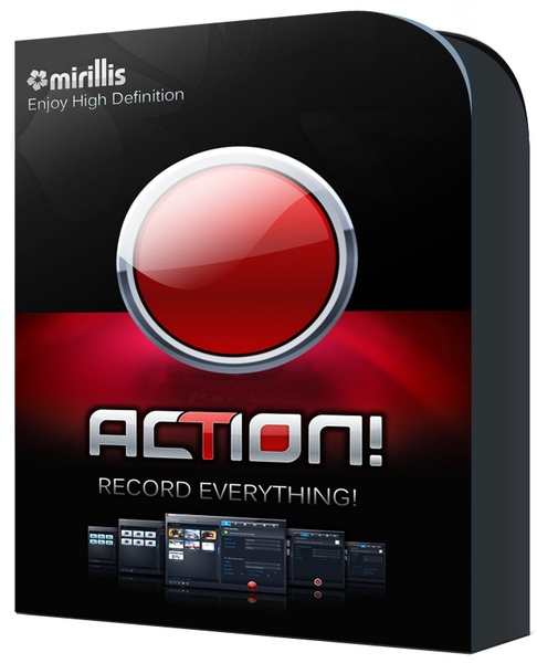 Mirillis Action! v2.2.0 MULTI-PL