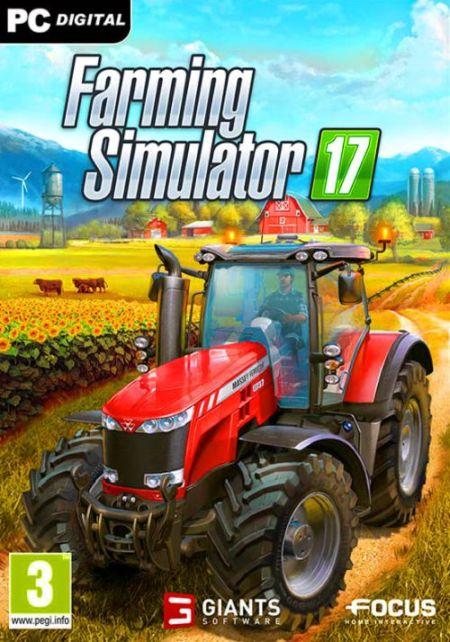 Farming Simulator 17 (2016) qoob RePack / Polska Wersja Językowa