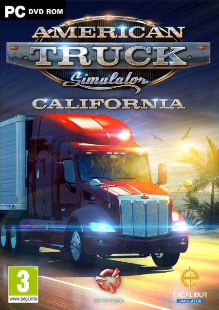 American Truck Simulator (2016) qoob RePack / Polska Wersja Językowa