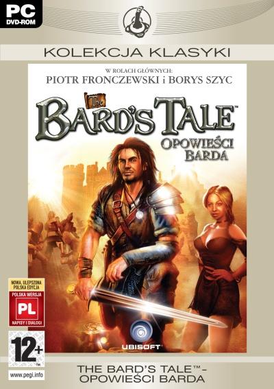 The Bard's Tale: Opowieści Barda (2005) qoob RePack / Polska Wersja Językowa