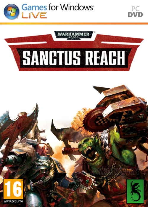 Re: Warhammer 40,000: Sanctus Reach (2017)