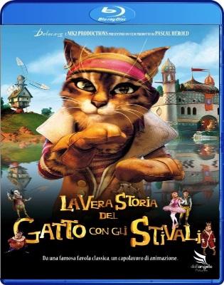 La Vera Storia del Gatto con gli Stivali (2009) .mkv BDRip 576p ITA FRA AC3 Subs