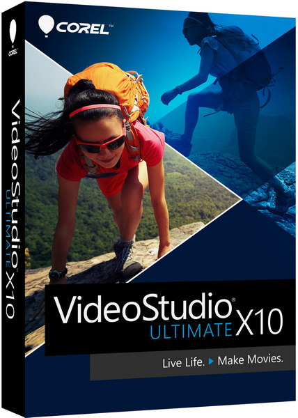 Corel VideoStudio Ultimate X10 20.0.0.137 (x86/x64)