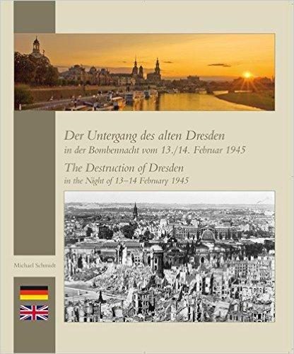 Buch Cover für Der Untergang Dresdens
