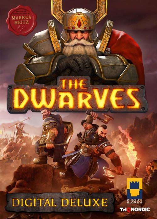 The Dwarves: Digital Deluxe Edition (2016) R.G. Catalyst RePack / Polska Wersja Językowa