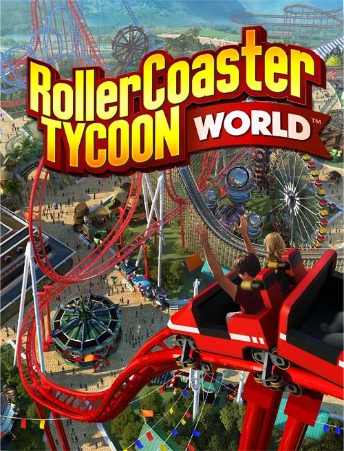 RollerCoaster Tycoon World (2016) qoob RePack / Polska Wersja Językowa