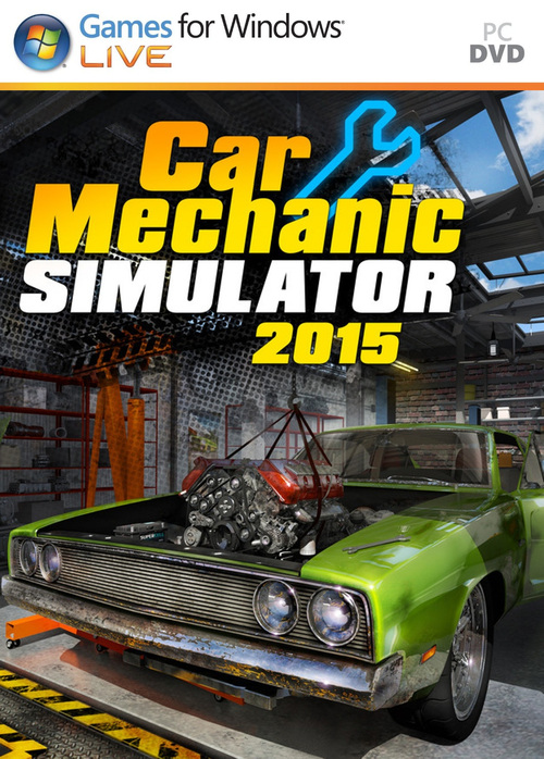 Car Mechanic Simulator 2015: Gold Edition (2015) qoob RePack / Polska Wersja Językowa