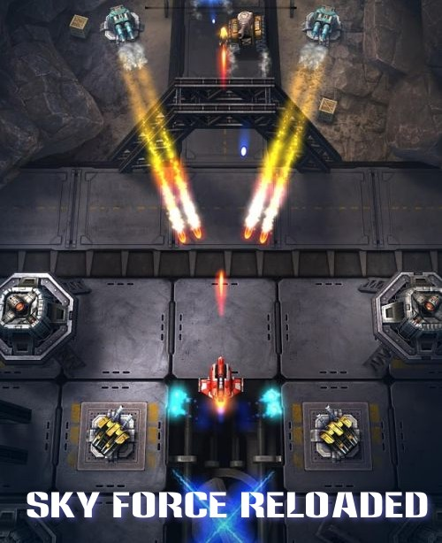 Sky Force Reloaded 1.81 [.APK][.OBB][Android]