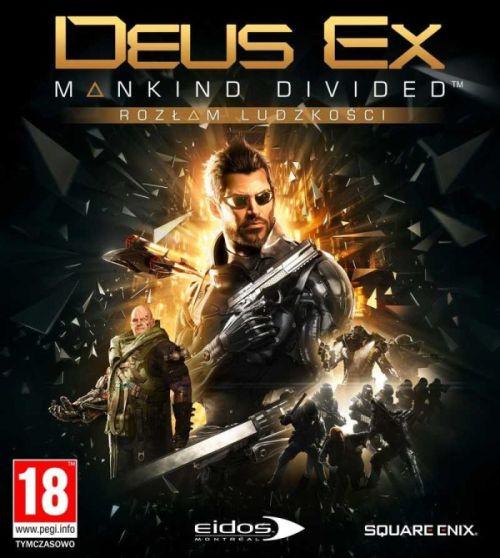 Deus Ex: Rozłam Ludzkości - Digital Deluxe Edition/ Deus Ex: Mankind Divided - Digital Deluxe Edition (2016) qoob RePack