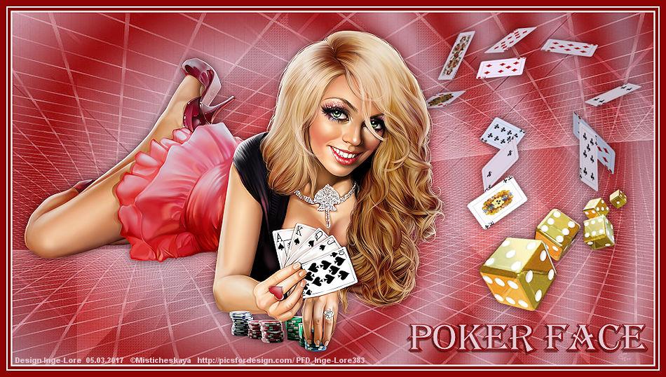 Pokerface übersetzung