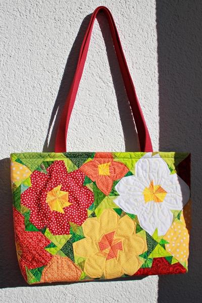 Ankundigung Workshop April Bunte Sommertasche Die Nahfabrik