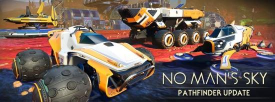 No Mans Sky v1 2 Pathfinder Cracked – 3DM