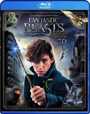 Animali Fantastici e Dove Trovarli (2016) 3D H.OU FullHD 1080p ITA ENG AC3 DTS Subs OU