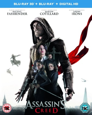Assassin's Creed (2016) 3D H.OU .mkv BDRip 1080p ITA ENG DTS AC3 Subs OU