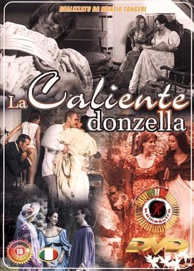 La Caliente Donzella Cover