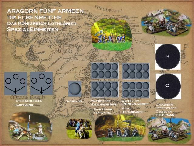 Aragorn et les 5 Armées - Armée de Mirkwood Update 62tbnvrw