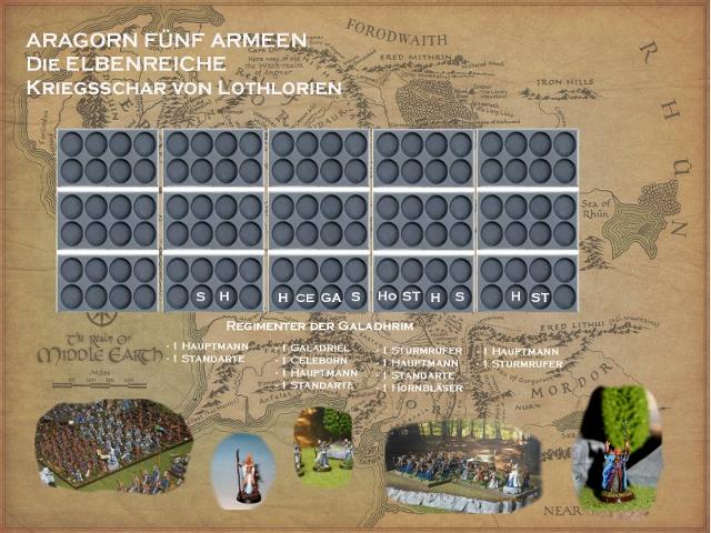Aragorn et les 5 Armées - Armée de Mirkwood Update 8bbw52x9