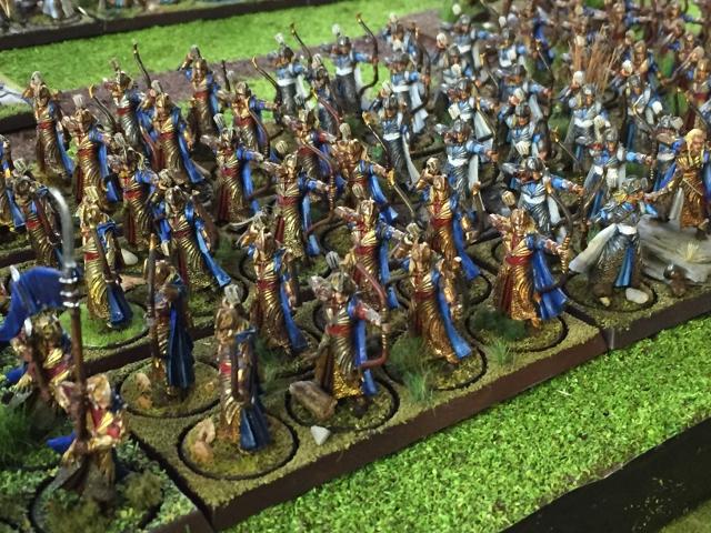 Aragorn et les 5 Armées - Armée de Mirkwood Update I87pzvvl