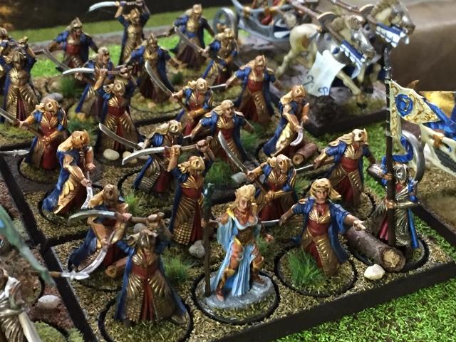 Aragorn et les 5 Armées - Armée de Mirkwood Update Kqq9gfdi