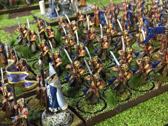 Aragorn et les 5 Armées - Armée de Mirkwood Update Nqlgv9qq