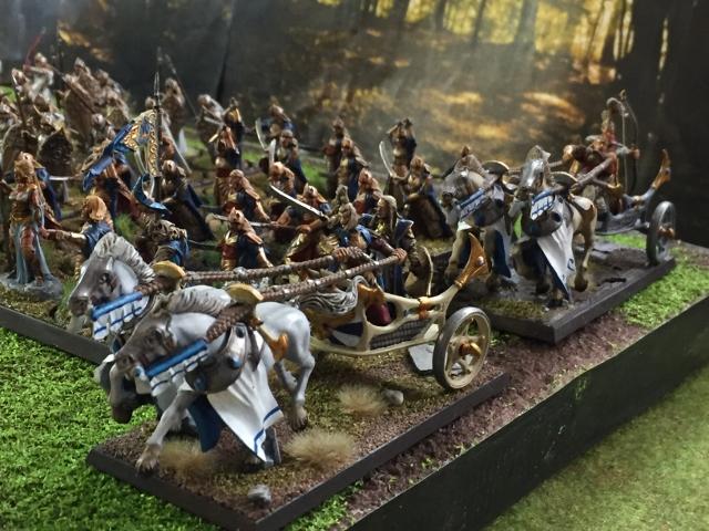 Aragorn et les 5 Armées - Armée de Mirkwood Update Ody7y8h3