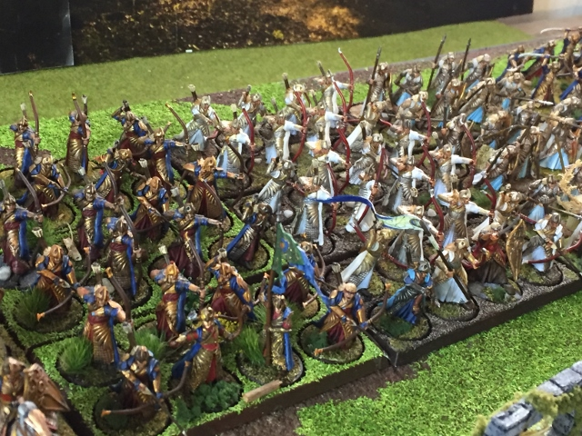 Aragorn et les 5 Armées - Armée de Mirkwood Update Pzs2ot3j