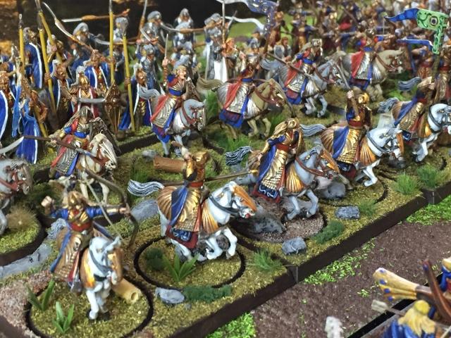 Aragorn et les 5 Armées - Armée de Mirkwood Update Ut6stmnu