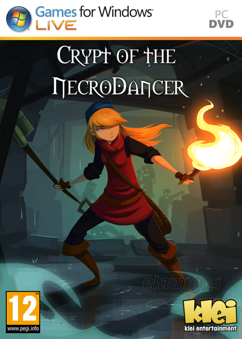 Crypt of the NecroDancer (2015)