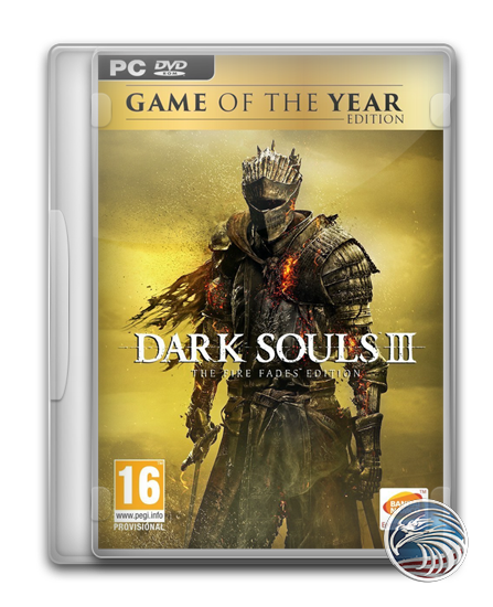 Dark Souls III The Fire Fades Edition v2 MULTi12 – ShadowEagle