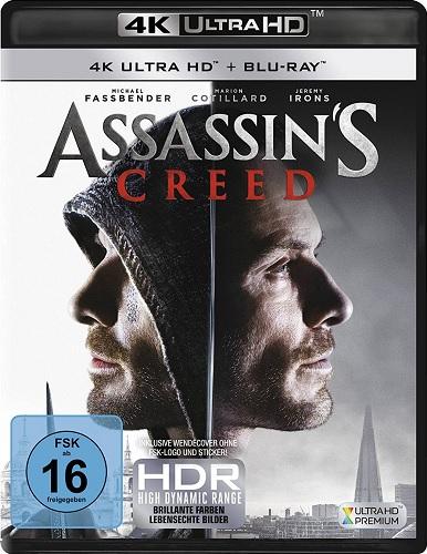 Assassins Creed - Hdr 4K