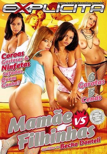 Mamae Vs Filhinhas Cover