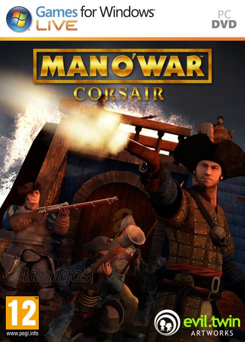 Re: Man O' War: Corsair - Warhammer Naval Battles (2017)