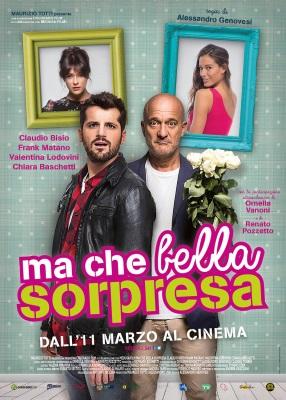 Ma che Bella Sorpresa (2015) .mkv HDTV 1080i H264 ITA AC3