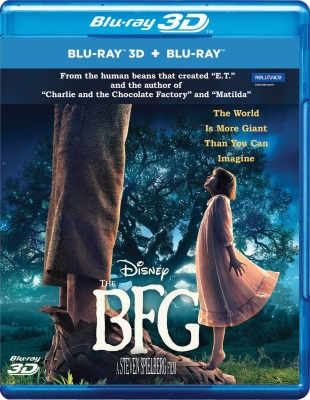 Il GGG - Il Grande Gigante Gentile (2016) 3D H.OU .mkv BDRip 1080p ITA ENG DTS AC3 Subs OU