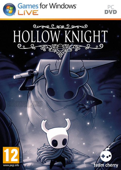 Re: Hollow Knight (2017)