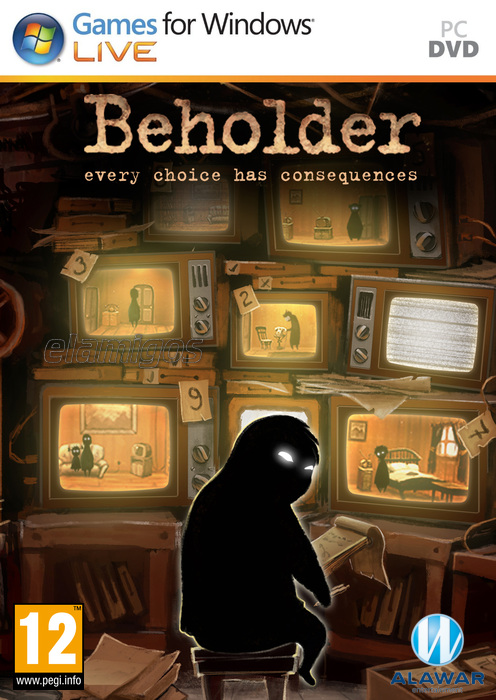 Re: Beholder (2016)