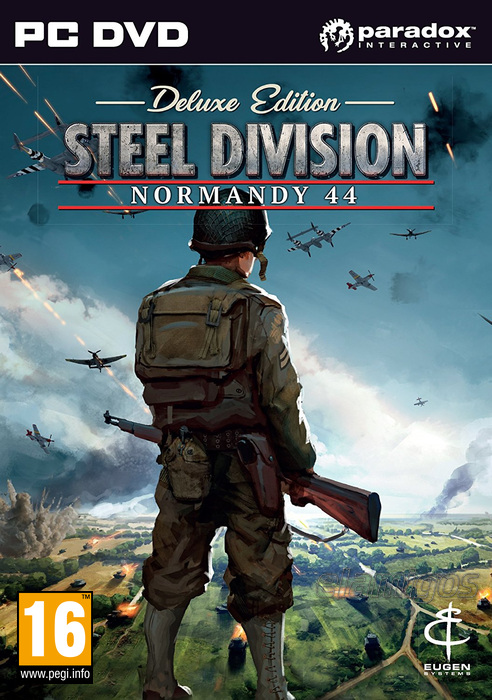 Re: Steel Division: Normandy 44 (2017)