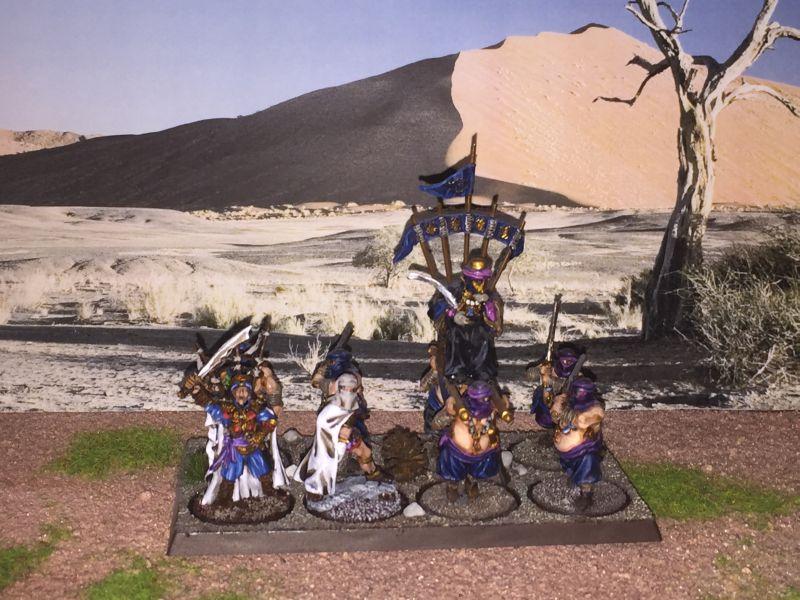 Sauron et ses 10 Armées - L' Armée de L'Immortel Nmphvcrv