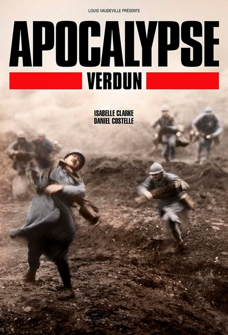 Apokalipsa: piekło Verdun / Apocalypse WWI: Verdun (2016) PL.HDTV.1080i.h264-Sante / POLSKI LEKTOR