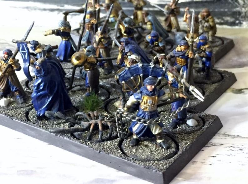 Sauron et ses 10 Armées - L' Armée de L'Immortel Ebu6a45q
