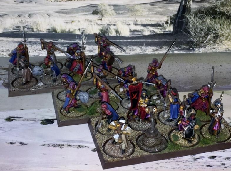 Sauron et ses 10 Armées - L' Armée de L'Immortel Ef6sax2r