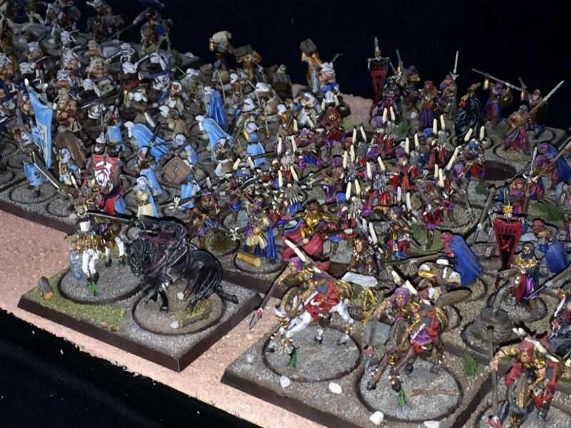 Sauron et ses 10 Armées - L' Armée de L'Immortel Egnw77bf